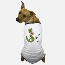 Green Mermaid Dog T-Shirt