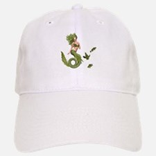 Green Mermaid Baseball Baseball Baseball Cap