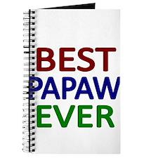 BEST PAPAW EVER Journal