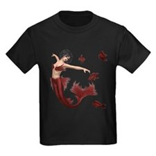 Red Mermaid T-Shirt