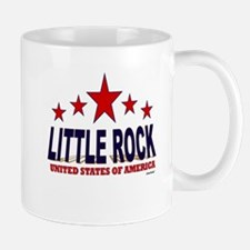 Little Rock U.S.A. Mug