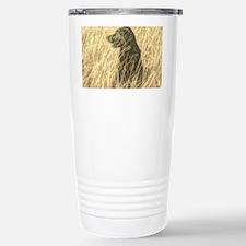 country landscape black Travel Mug