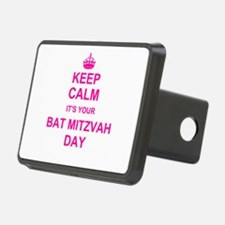 Keep Calm its your Bat Mitzvah Hitch Cover