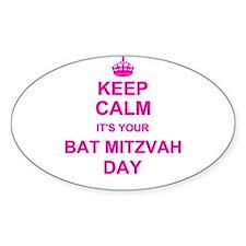 Keep Calm its your Bat Mitzvah Decal