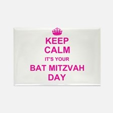 Keep Calm its your Bat Mitzvah Magnets