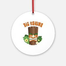 Big Kahuna Ornament (Round)