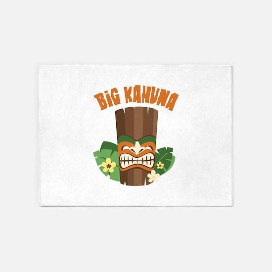 Big Kahuna 5'x7'Area Rug
