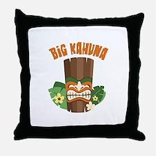 Big Kahuna Throw Pillow
