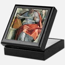 Joel Prophet of Israel Keepsake Box