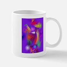 Colorful Tree Mugs