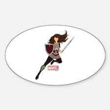 Lady Sif Decal