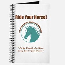 The Warmth of a Horse Journal