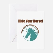 The Warmth of a Horse Greeting Cards (Pk of 10