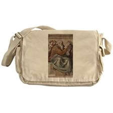 Zechariah Prophet of Israel Messenger Bag