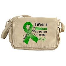 TBI Hero Ribbon Messenger Bag