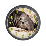 Northern Elephant Seal Wall Clock
