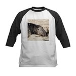 Northern Elephant Seal Baseball Jersey