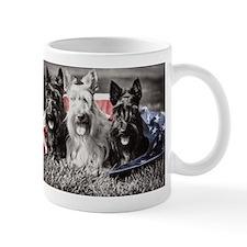 Patriotic Scotties Mugs