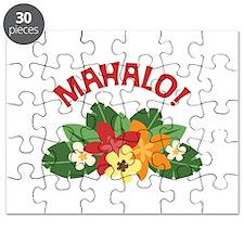 Mahalo Puzzle