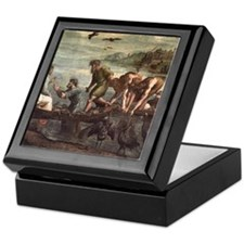 The Miraculous Draught of Fishes Keepsake Box