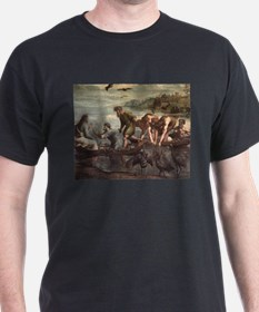 The Miraculous Draught of Fishes T-Shirt