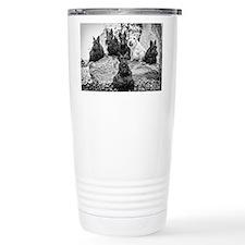 Vintage Scottie Dogs Travel Mug