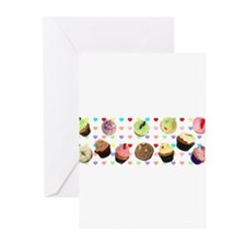 Unique Pudding Greeting Cards (Pk of 20)