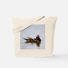 Mandarin Early Spring Tote Bag