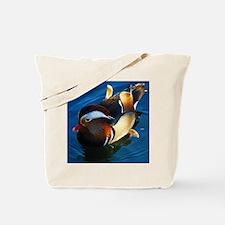 Mandarin Sunlit Tote Bag