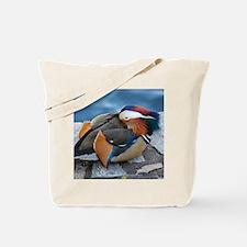 Mandarin Resting Tote Bag