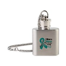Scleroderma Flask Necklace