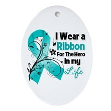 Scleroderma Ornament (Oval)