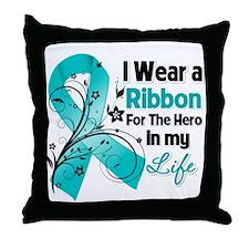 Scleroderma Throw Pillow