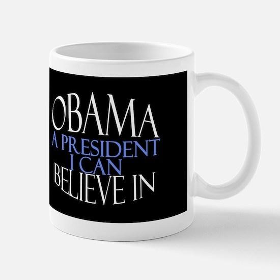 Cute Barack obama 08 Mug