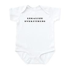 Legalize Everything Infant Bodysuit