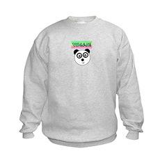 VEGAN! Panda Sweatshirt