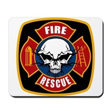 Fire and Rescue Mousepad