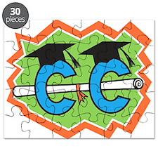 Cross Country Grad Puzzle