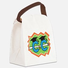 Cross Country Grad Canvas Lunch Bag
