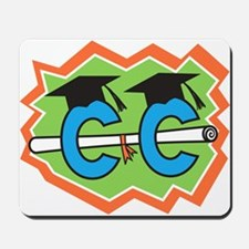 Cross Country Grad Mousepad