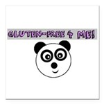 GLUTEN-FREE 4 ME Square Car Magnet 3