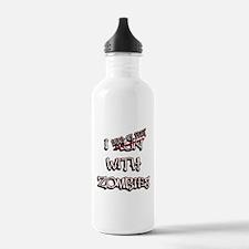 iDragFeet Water Bottle