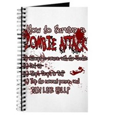 Zombie Attack Survival Journal