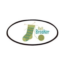 Ball Breaker Patches