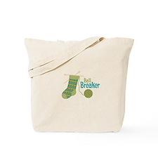 Ball Breaker Tote Bag