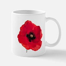Cute Poppy flower Mug