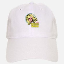 Invisible Woman Baseball Baseball Cap