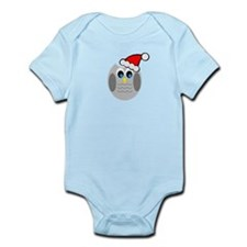 Christmas Owl Body Suit