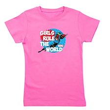Girls Rule the World Girl's Tee
