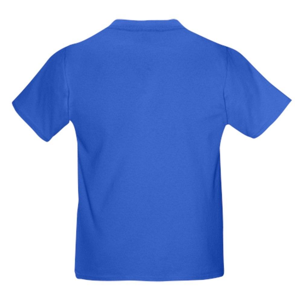 1253025027 CafePress Girls Rule The World Kids Dark T Shirt Kids T-Shirt